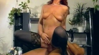 Older German porn scene