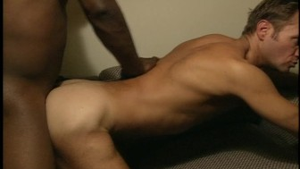 Long hard day at the office now I've got a long hard cock in my ass(clip)