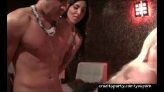 Party Girls Bang Male Stripper