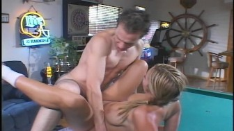 Busty Blonde Takes a Big Dick - Sweet Pictures
