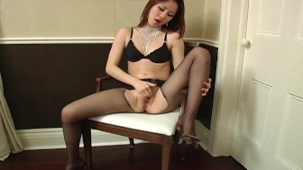 Petite treat in nylon - Maxine X Productions