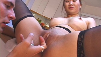 Horny Asian Chick - Temptation-mk