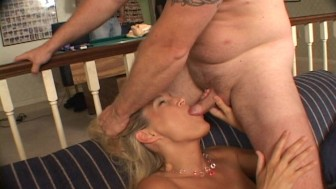 Horny girls gangbanged - OPD Production