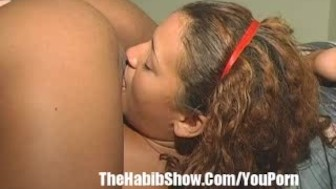 Dominican Lesbian Lovers caught on tape