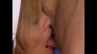 Maid shows her how its done - Latin-Hot