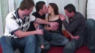 Bozena - Dalibor, Daniel, Dominik
