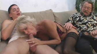 Mature's Hot Pussy Shared