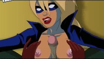 Stripperella hentai porn