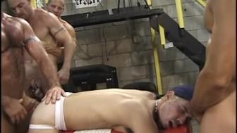 Horny Muscle Breeders