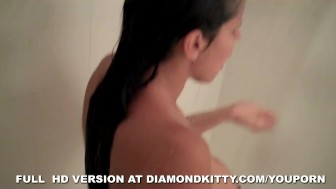 naughty in the shower