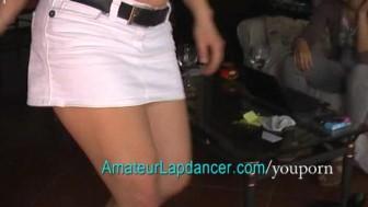 BBW lapdance!