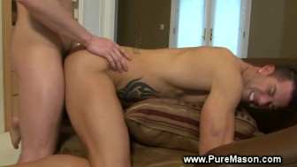 Hot dirty ass eating and loving it