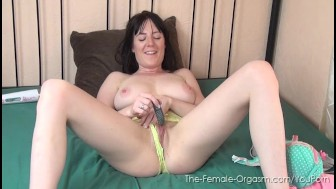 Samantha Bentley Orgasms Hard