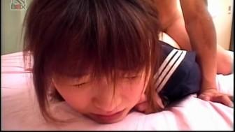 Cute Manami Yuki drilled by cock!