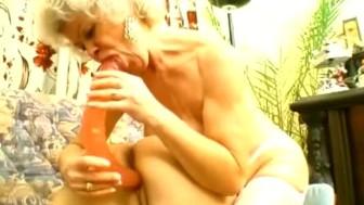 Dildo Fucking Grannies