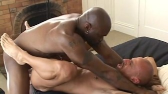 Rough Interracial BB Fuck!