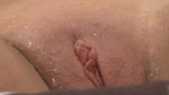 18yo Sofia has a highly sensitive clit