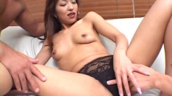 Japanese Amateur Threesome Sex Part 2