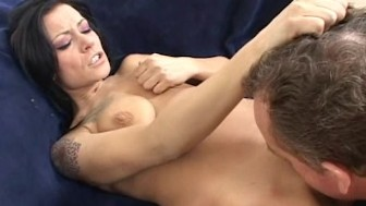 Woman Fucked and Cum Inside her Pussy