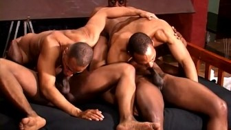 Wild and Crazy BB Orgy!