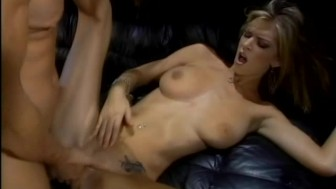 Brooke Gets Fucked and Jizzed On