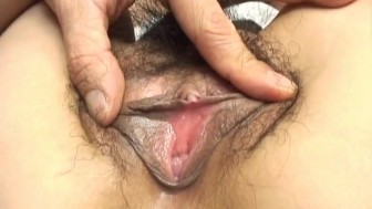 Japanese MiLF Maria Asagiri?s hairy pussy banged