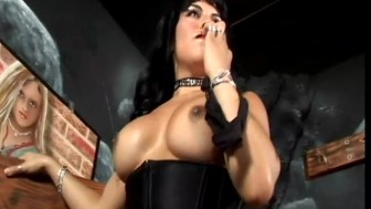 Shemale dominatrix - Noose Video Productions