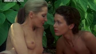 Sylvia Kristel, Jeanne Colletin and Marika Green - Emmanuelle