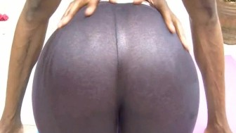 PAWG Takes Massive Black Cock!