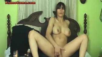 Anal Squirting MILF