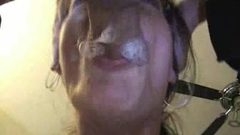Homemade Deepthroat Blowjob