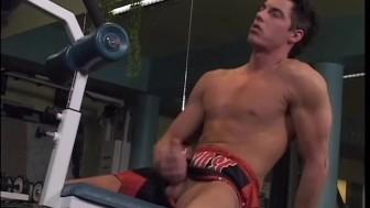 Sexy Gym Stud With A Nice Big Cock
