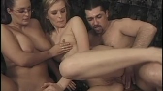 Hot sexy threesome - Adrenaline Rush DVD