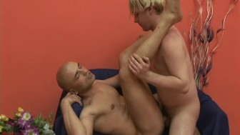 Bald guys do it better - Julia Reaves