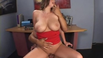 Drinks Her Boss's Cum Off Her Shoes- Visual Purr-suasion