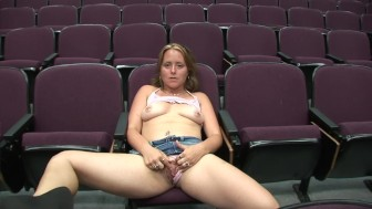 Coed Masturbate On Auditorium - DreamGirls