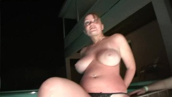 Hot tub getting hot hot! - DreamGirls
