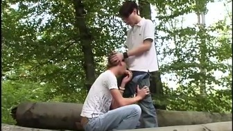 Twink Classmates Outdoors - Foerster Media