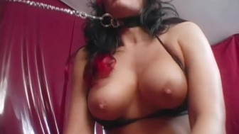 Busty goth chick is hungry for cock - Mavenhouse