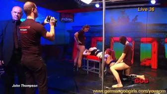 Three wild orgies with German chicks
