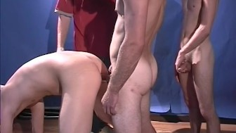 Frat JocksGang Bang - CUSTOM BOYS