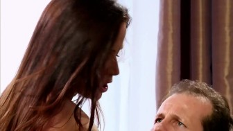 Hot Brunette Sex Audition - Playvision