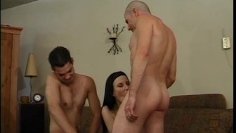 Two guys, a girl, and an afternoon of fucking - Legend