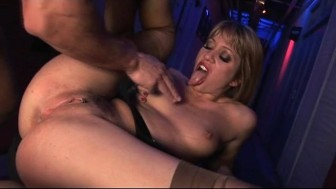 He cums over and over on her vagina - Harmony