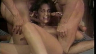 Vintage MILF Threesome - Classic X Collection