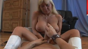 POV Suck And Fuck With A Busty Milf - Chris Charming
