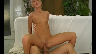 Blonde Babe Takes Good Dicking - Pleasure Photorama