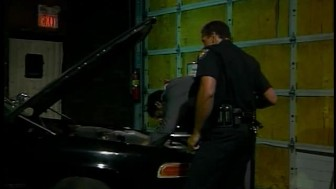 Cop Car Hunky Fuck - HIS Video