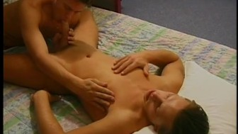 Back And Cock Rub - The French Connection