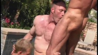 Outdoor Hunk Fuck - Pacific Sun Entertainment